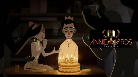 7b09d599074f3 Best Friend nominated for the Annie Awards!