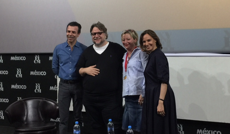 Guillermo del Toro and Cinepolis granted three Mexicans the ANIMEXICO scholarship to study at GOBELINS