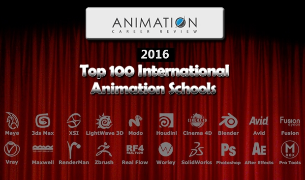GOBELINS ranked №1 Animation School worldwide for the 2nd year!