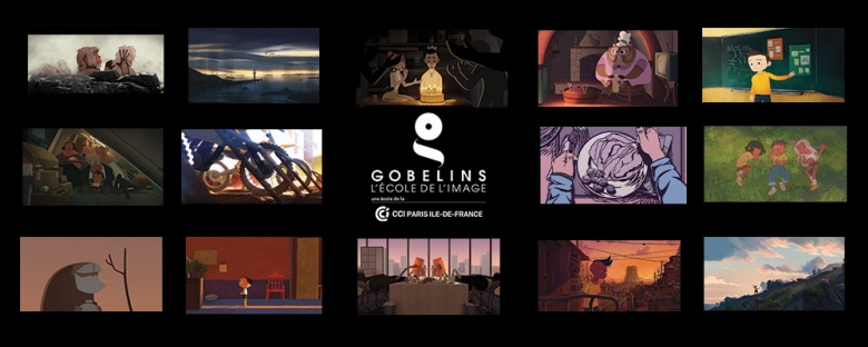 Each Thursday, discover a new 2018 Animated Short directed by GOBELINS' students!