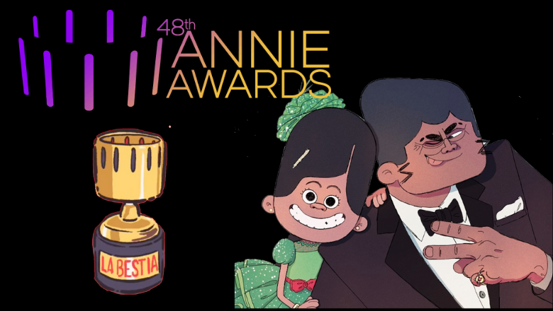 On the path to Universal storytelling: sharing ideas on Annie Award winner La Bestia with the Latin American community of GOBELINS