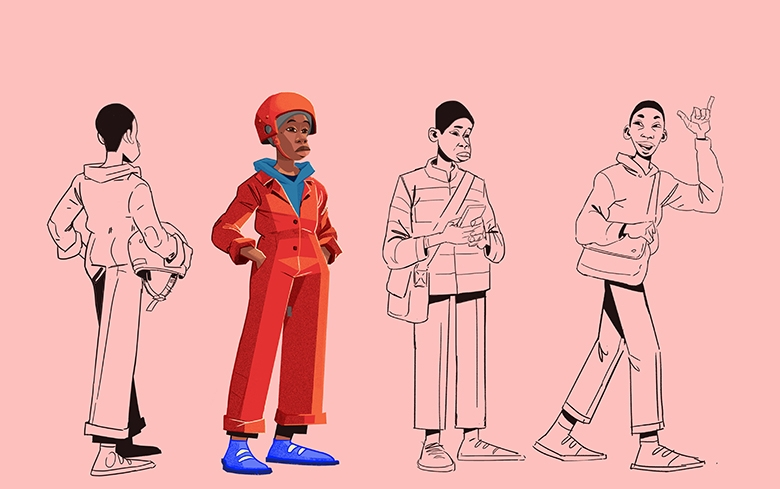GOBELINS and IFAS create opportunities for a new generation of African animation