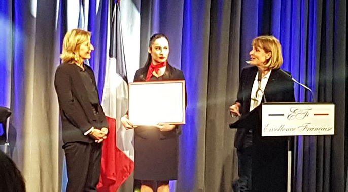 GOBELINS receives the French Excellence Award