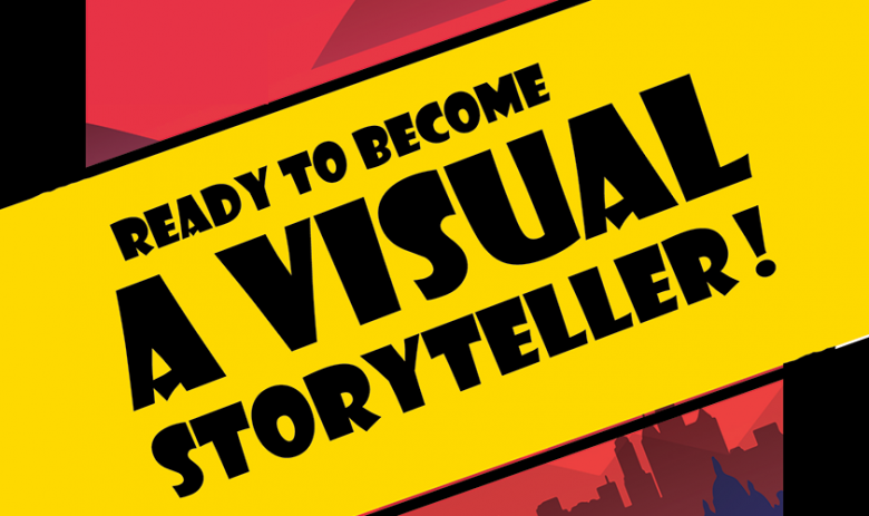 Our 100% online course in Visual Storytelling is coming soon!