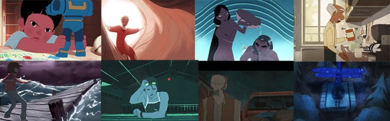 The final film projects of the animation GOBELINS students will soon be online!